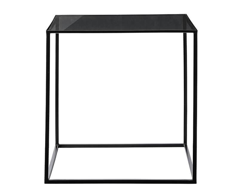 Konferenční Stolek Cube černý