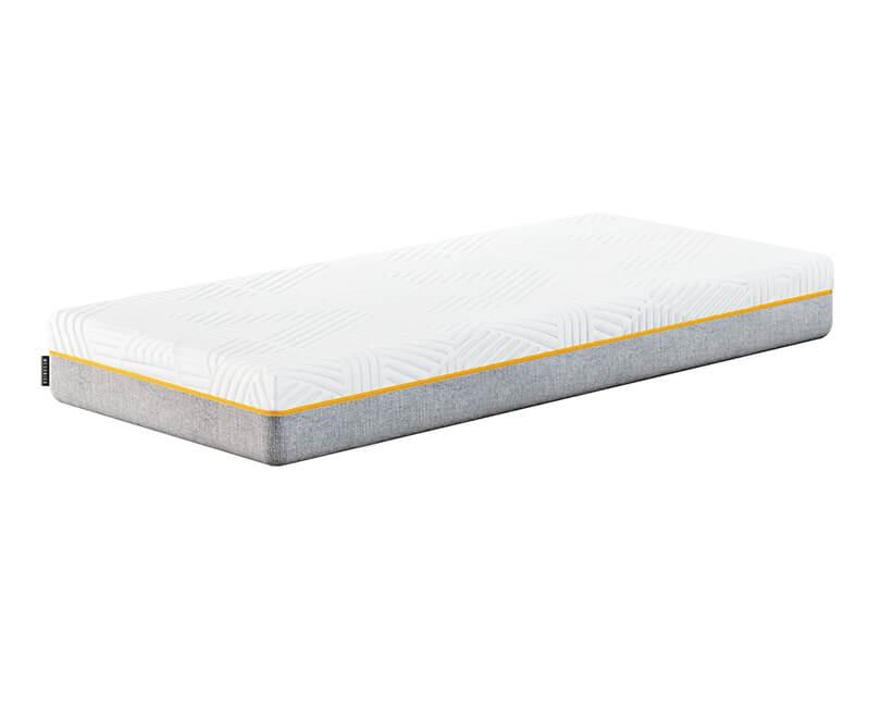 Muzza Matrace s paměťovou penou mesonica jaune 120x200 cm