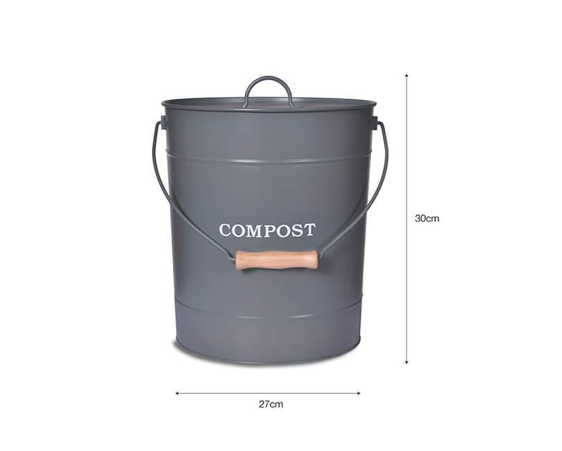 Kbelík na kompost 10l (4)
