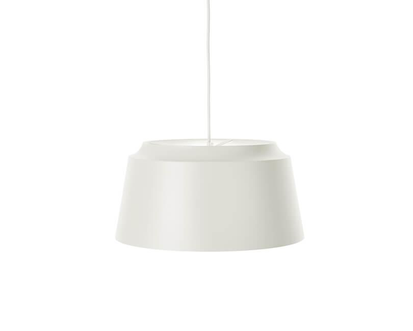 Levně Muzza Stropní lampa groove 40x40 bílá
