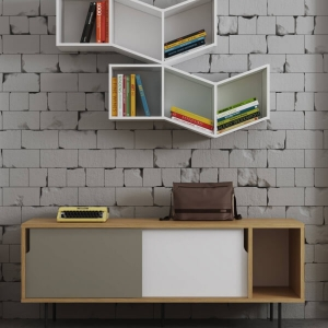 9500.400513-Dann-Sideboard-Oak-with-Matte-Grey-and-Pure-White-1-2-600×600