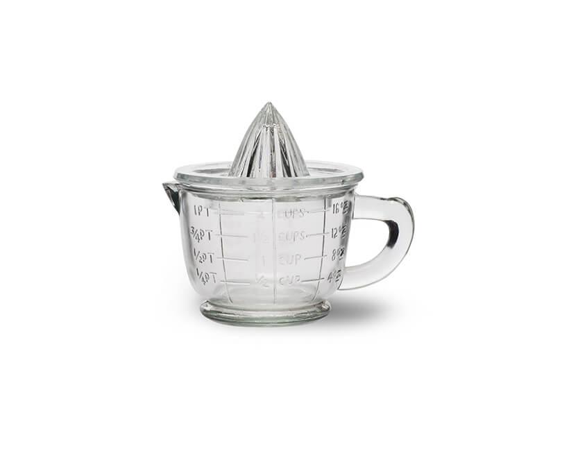 Muzza Skleněný odšťavňovač a džbán glass